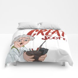 Great Scott! Comforters