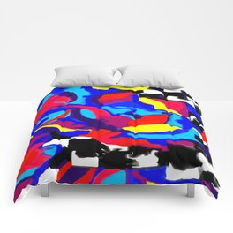 Fusing Substratum Comforters