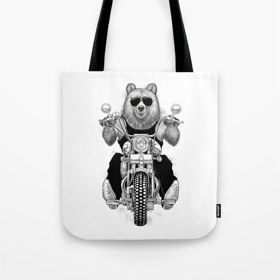 carefree bear Tote Bag