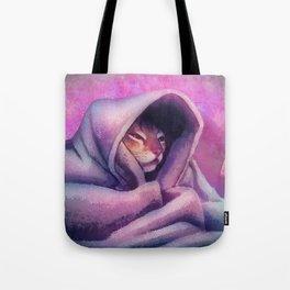 Cozy Cat Tote Bag