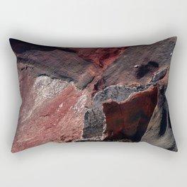 Into The Burning Debths Rectangular Pillow