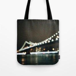 Isn't it Romantic? Tote Bag