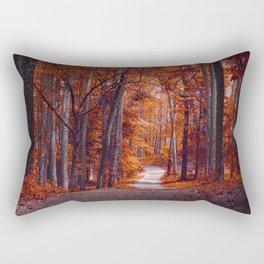Beautiful Escape Rectangular Pillow