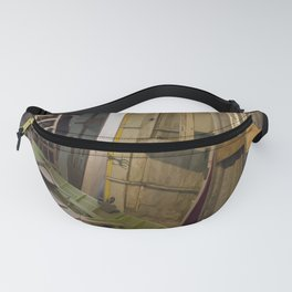 The Old Boat Shed Fanny Pack