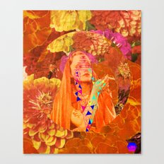 spaceflowerss Canvas Print