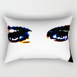 Lugosi's Eyes Rectangular Pillow