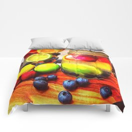 Fruitful Goodness Comforters