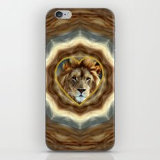 LION - Aslan iPhone & iPod Skin