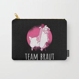 Team Bride Gym Bag Shirt JGA Idea Carry-All Pouch