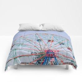 The Wonder Wheel Comforters