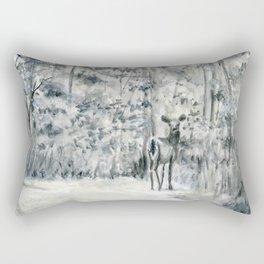 Follow Me by Teresa Thompson Rectangular Pillow