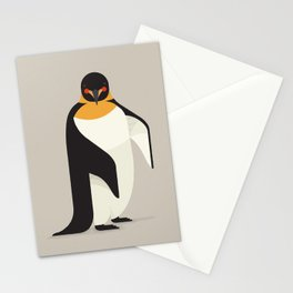 Emperor Penguin, Antarctica Wildlife Stationery Cards