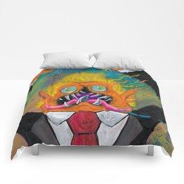 Nightosphere Trump // DRTARTS Comforters