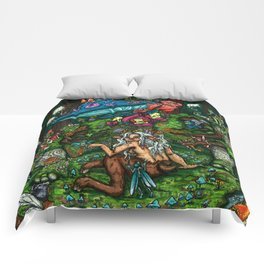 The Seelie Court Comforters
