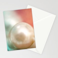 Pearl Delight Stationery Cards
