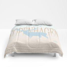 Copenhagen - Deer With It Comforters