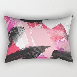 Mara Abstract Rectangular Pillow