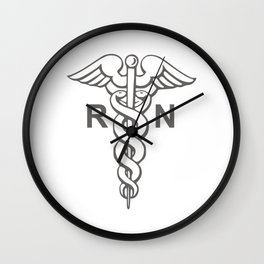 nurses Wall Clock