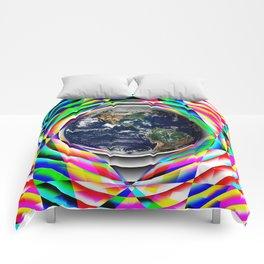 Earth Vibes Comforters