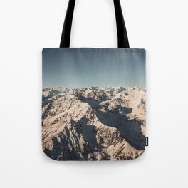 Lord Snow - Landscape Photography Tote Bag