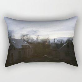 Dawn or Dusk Rectangular Pillow