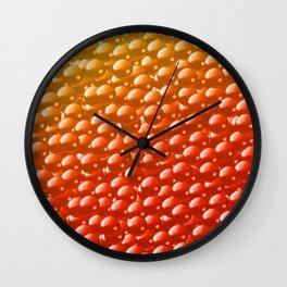 Fish Roe Wall Clock