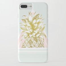 Golden Pineapple Slim Case iPhone 7 Plus