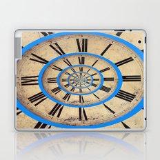 Spiral of Time Laptop & iPad Skin
