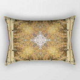 Fall Tres Reflection 3 Rectangular Pillow