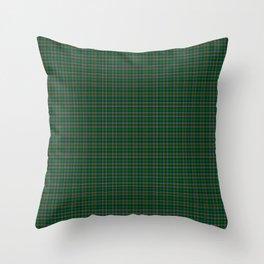 Cockburn Tartan Plaid Throw Pillow