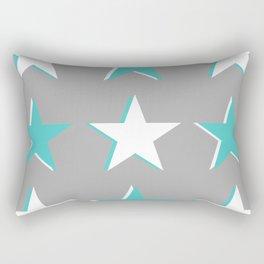 Twinkle Star (Light) Rectangular Pillow