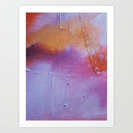 Snapshot Series #1: art through the lens of a disposable camera by Alyssa Hamilton Art Art Print