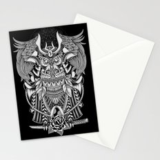 The Supreme Samurai Stationery Cards