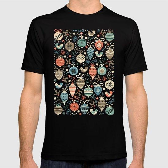 Festive Folk Charms T-shirt