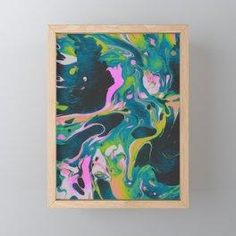 LEECHES & THIEVES Framed Mini Art Print