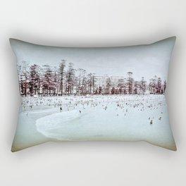 Reminiscent  Rectangular Pillow