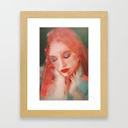 The Dreamer Framed Art Print