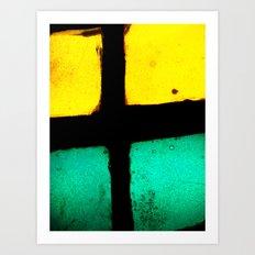Light and Color III Art Print