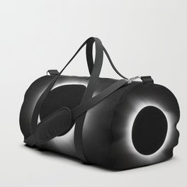 Solar Eclipse Duffle Bag
