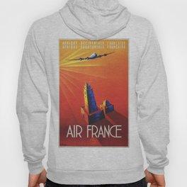 Vintage poster - Air France Hoody