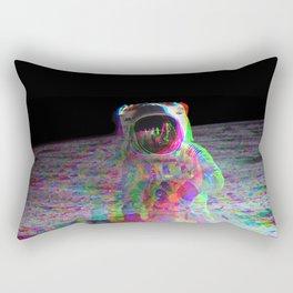 COLORFUL MOONS Rectangular Pillow