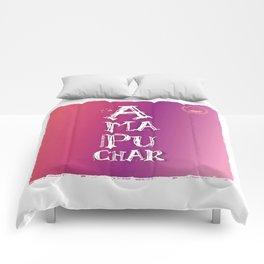 """""""Amapuchar"""" Comforters"""