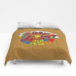 Rainbow Chaser Comforters