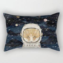 little space fox Rectangular Pillow