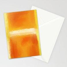 Mark Rothko Interpretation Stationery Cards