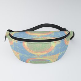 tower window Fanny Pack