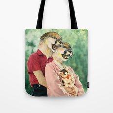 Family Photo Tote Bag