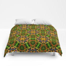 Tribal Celebration Comforters