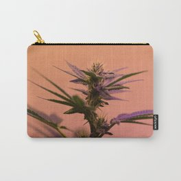 Macro cannabis kush photo Carry-All Pouch