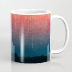 Meteor rain Mug